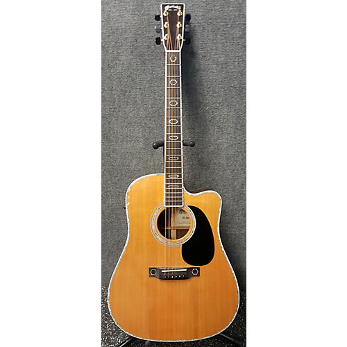 Martin DC Aura Acoustic Electric Guitar