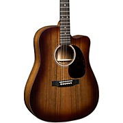 DC Performing Artist Enhanced USA-Made Dreadnought Acoustic-Electric Guitar Sunburst