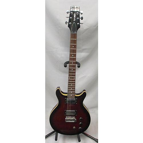 Hamer DC Solid Body Electric Guitar