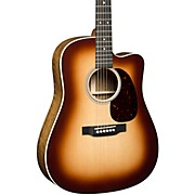 DC Special Performing Artist Ovangkol Dreadnought Acoustic-Electric Guitar Gloss Sunburst