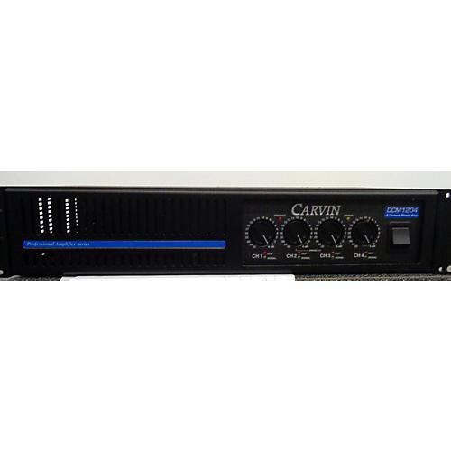 Carvin DCM1204 Power Amp