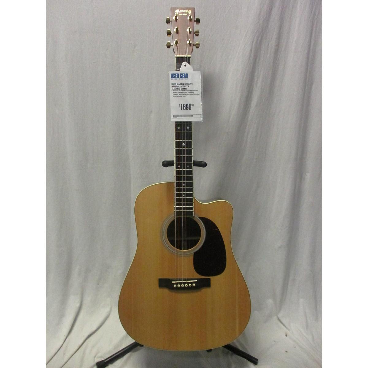Martin DCMMVE Acoustic Electric Guitar