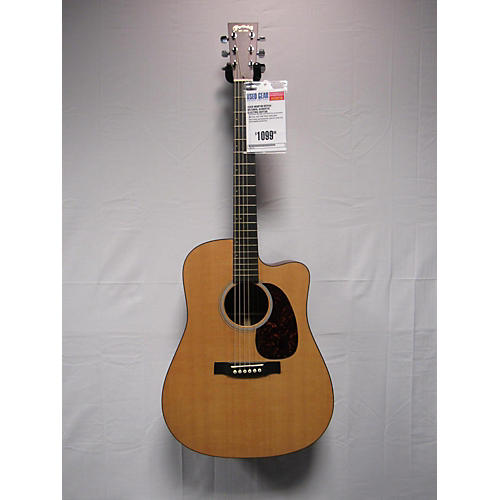 used martin dcpa4 acoustic electric guitar guitar center. Black Bedroom Furniture Sets. Home Design Ideas