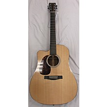 Martin DCPA4 Left Handed Acoustic Electric Guitar