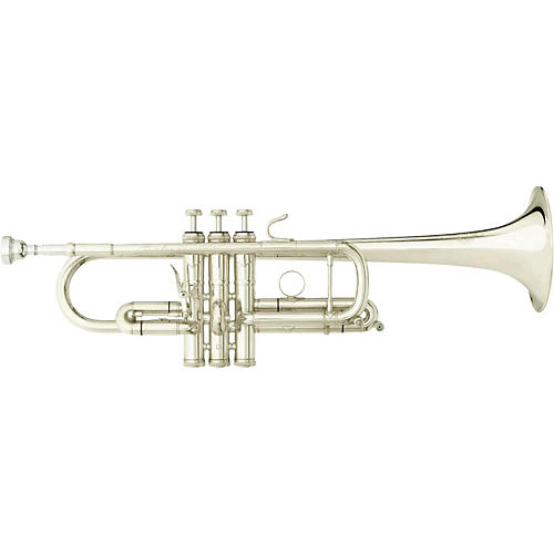 B&S DCX Large Bore X-Series C Trumpet with Interchangeable Bell