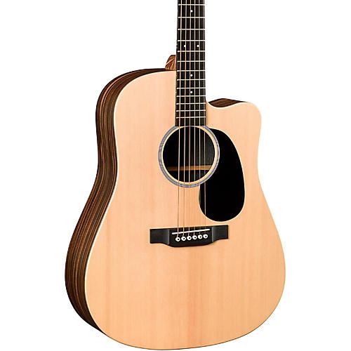 Martin DCX1AE Macassar Dreadnought Acoustic-Electric Guitar