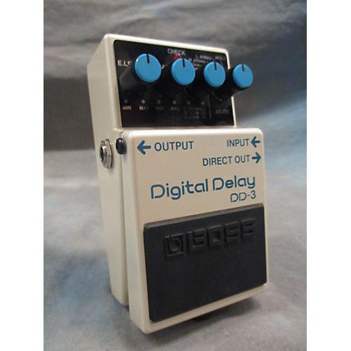 Boss DD-3 Digital Delay Effect Pedal