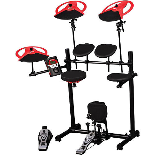 Ddrum DD BETA XP Electronic 5-piece Drum Set