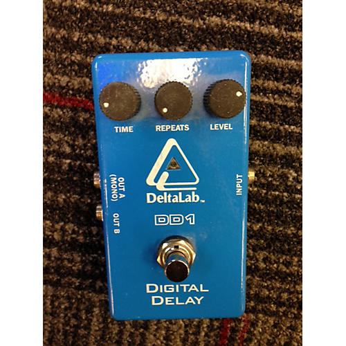 Deltalab DD1 Digital Delay Effect Pedal