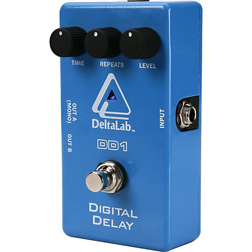 Deltalab DD1 Digital Delay Guitar Effects Pedal
