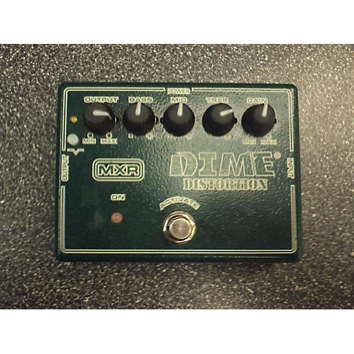 MXR DD11 Dime Distortion Effect Pedal