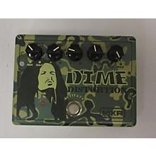 MXR DD11 Dime Distortion Effect Pedal
