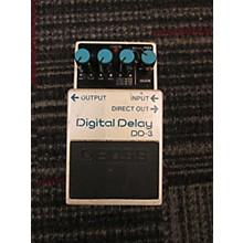 Digitech DD3 Effect Pedal