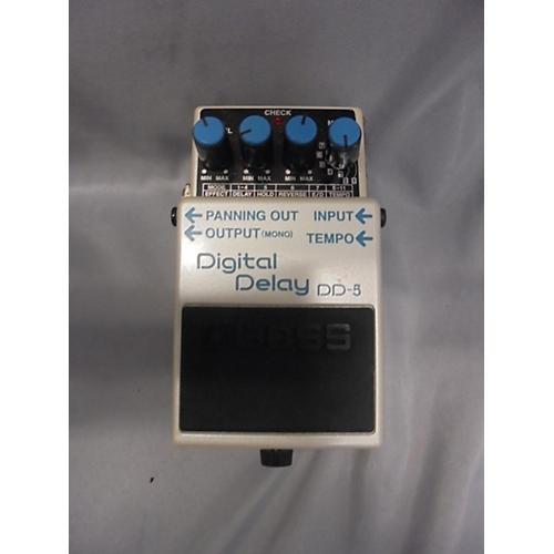 Boss DD5 Digital Delay Effect Pedal