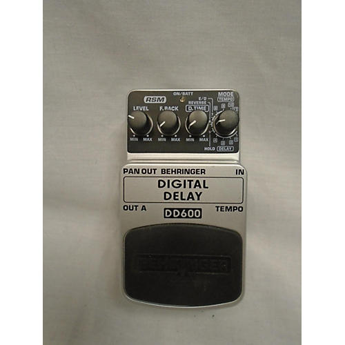Behringer DD600 Digital Delay Effect Pedal