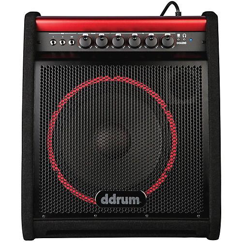 Ddrum DDA200 Electronic Drum Kickback Amp
