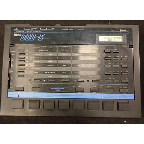 Korg DDD-5 Dynamic Digita Drums Production Controller