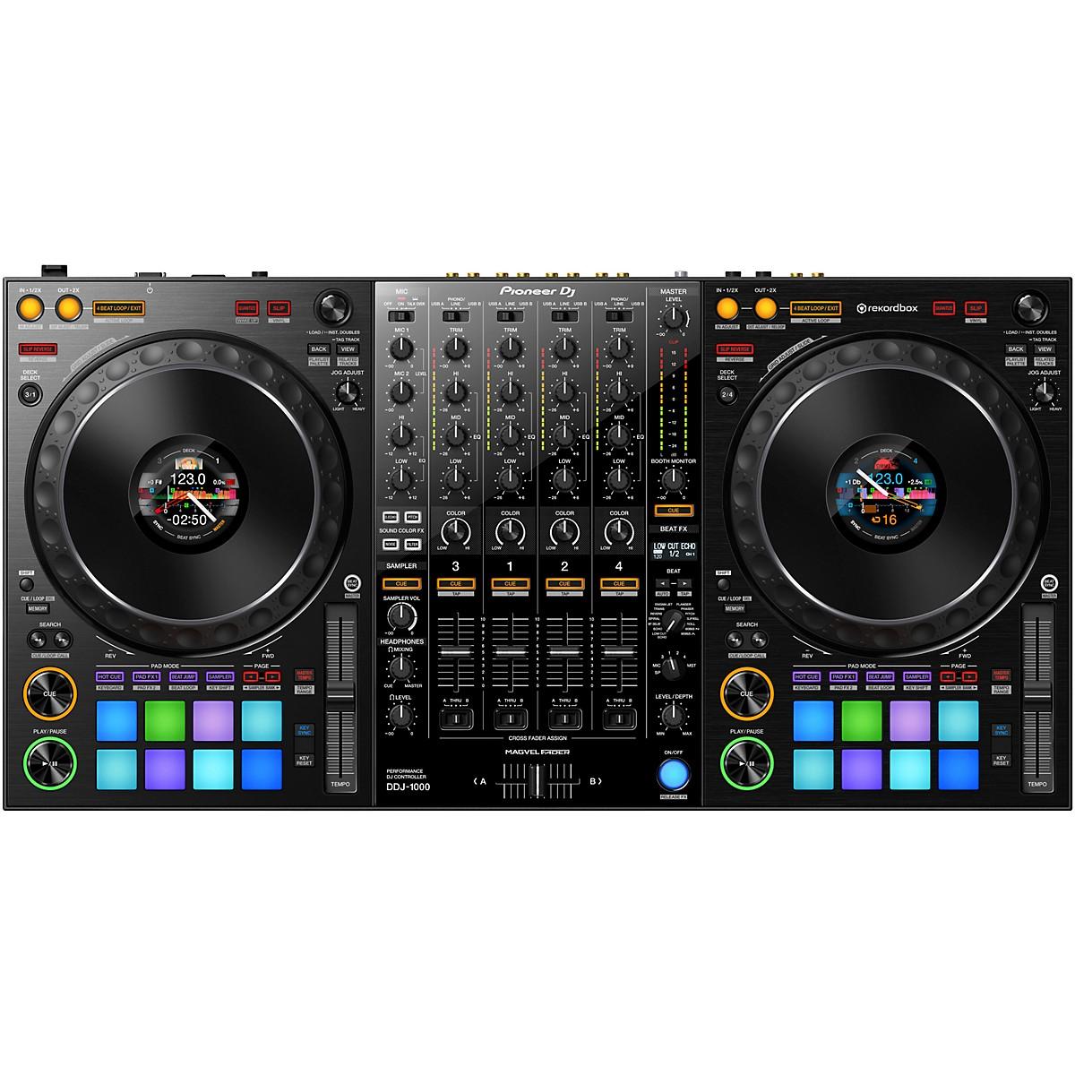 Pioneer DDJ-1000 Professional DJ Controller for rekordbox dj