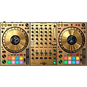 DDJ-1000SRT-N Limited Edition Gold Controller for Serato DJ Pro Gold