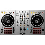 DDJ-400-S Limited Edition Silver 2-Channel DJ Controller