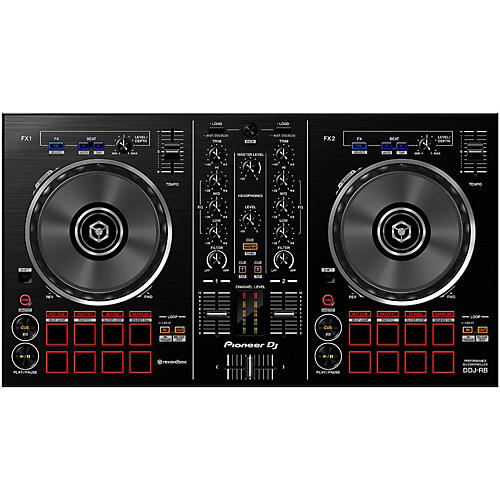 Pioneer Ddj Rb Portable 2 Channel Dj Controller For