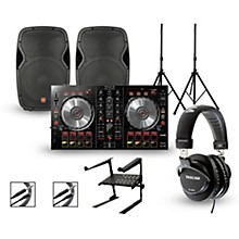 Pioneer DDJ-SB2 with Harbinger V1015 DJ Package