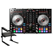 DDJ-SR2 Serato DJ Controller with Laptop Stand