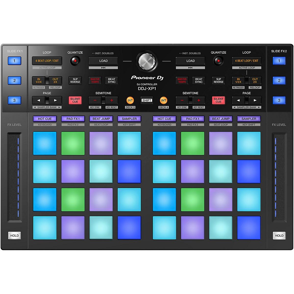 Pioneer DDJ-XP1 DJ Controller for rekordbox dj and dvs