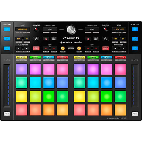 Pioneer DDJ-XP2 DJ Controller for rekordbox dj and Serato DJ Pro