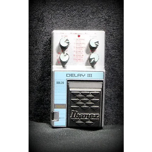 Ibanez DDL20 DELAY III Effect Pedal