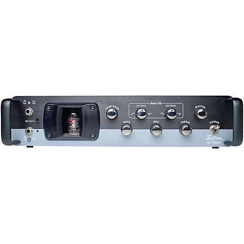 Kustom DE1200HD 1,200W Tube Hybrid Bass Amp Head