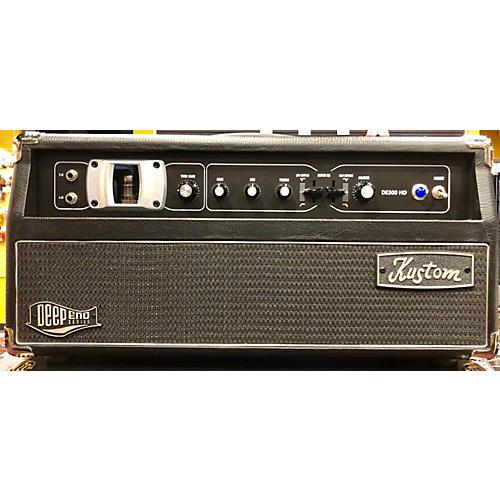 Kustom DE300HD Bass Amp Head