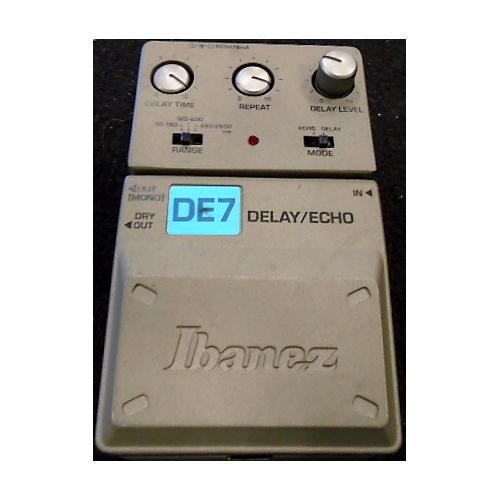 Ibanez DE7 Effect Pedal