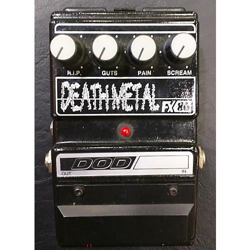 DOD DEATHMETAL FX86 Effect Pedal