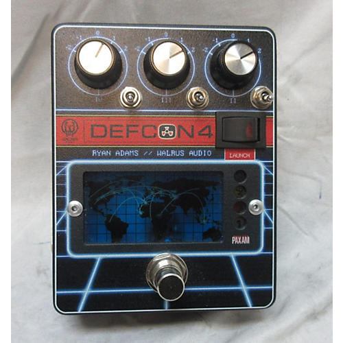 Walrus Audio DEFCON 4 Effect Pedal