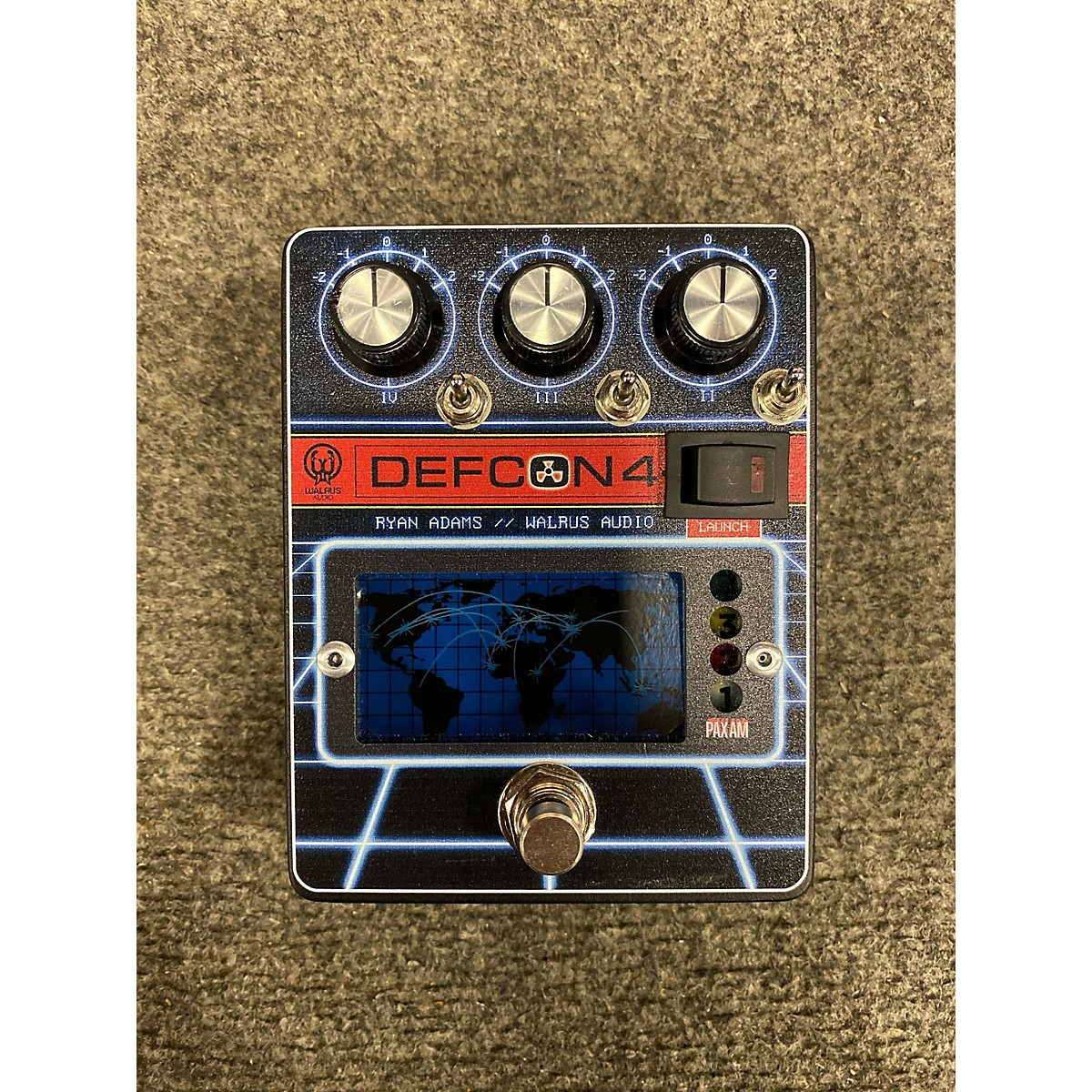 Walrus Audio DEFCON4 Effect Pedal