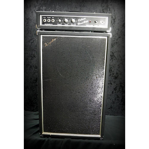 Kingston DELUXE BASS AMP Bass Stack