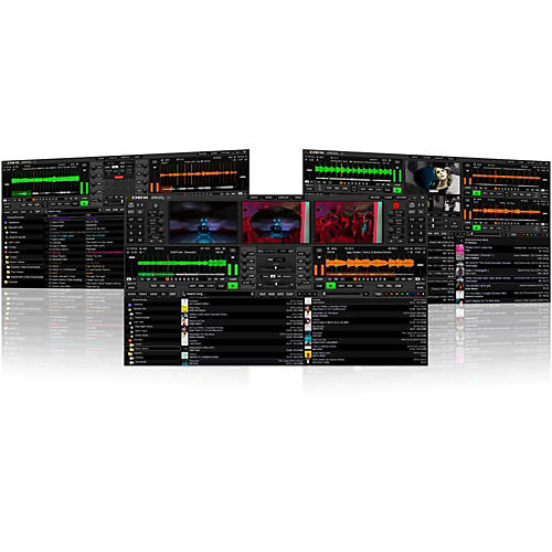 PCDJ DEX 2 DJ Software