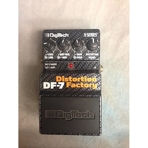 Digitech DF-7 Distortion Factory Effect Pedal