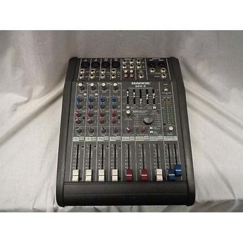 Mackie DFX 6 Unpowered Mixer