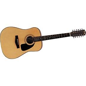 dg 10 12 12 string acoustic guitar guitar center. Black Bedroom Furniture Sets. Home Design Ideas