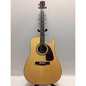 used fender dg 27sce acoustic electric guitar guitar center. Black Bedroom Furniture Sets. Home Design Ideas