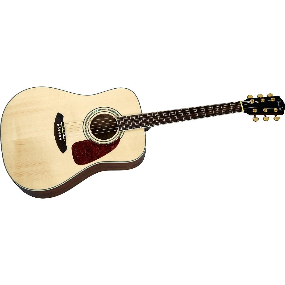 Fender DG100 Dreadnought Acoustic Guitar