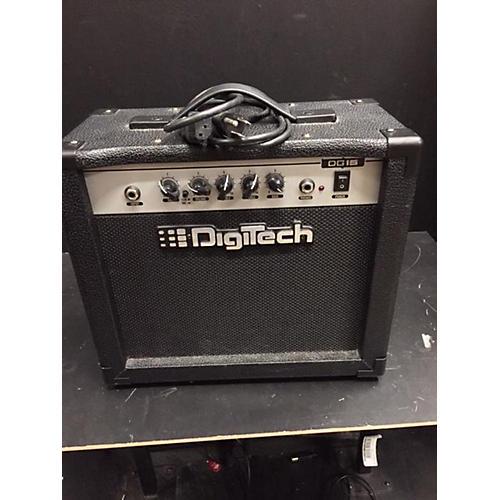 Digitech DG15 Guitar Combo Amp