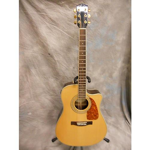 used fender dg200sce acoustic electric guitar guitar center. Black Bedroom Furniture Sets. Home Design Ideas