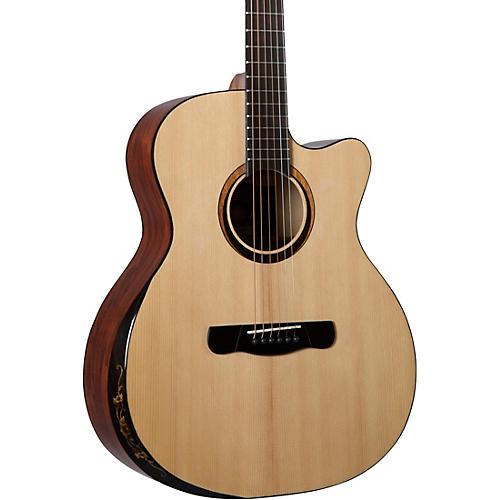 Merida DG20SPGAC Auditorium Acoustic Guitar with Solid Spruce Top
