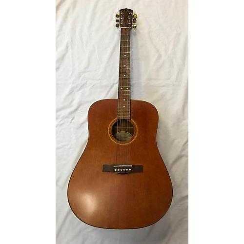 used fender dg24ma acoustic guitar guitar center. Black Bedroom Furniture Sets. Home Design Ideas