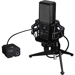 lewitt audio microphones dgt 650 stereo usb microphone for ios pc mac guitar center. Black Bedroom Furniture Sets. Home Design Ideas