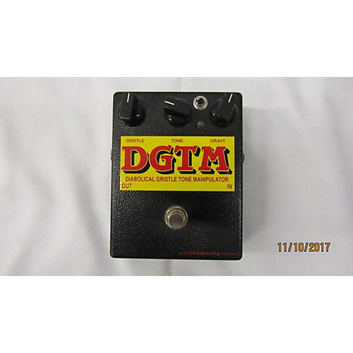 T-Rex Engineering DGTM Diabolical Gristle Tone Manipulator Effect Pedal