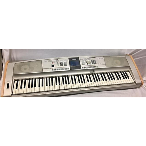 Used yamaha dgx 505 digital piano guitar center for Yamaha digital piano dealers